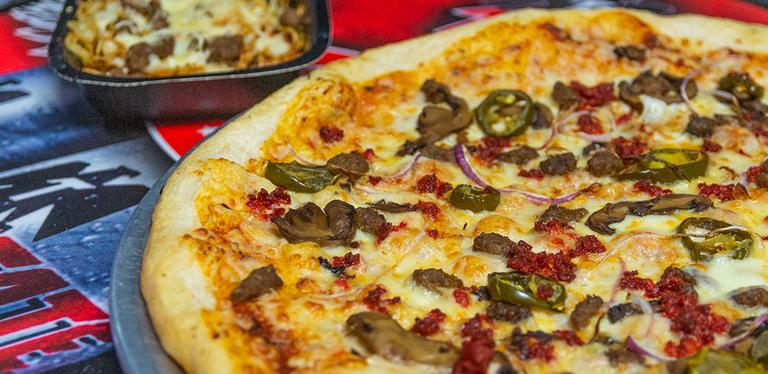 Logo Antonella Pizza