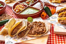 Tacos de Barbacoa la Pinta