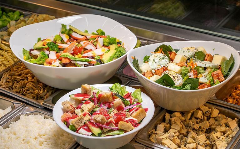 Logo Dayker Salads