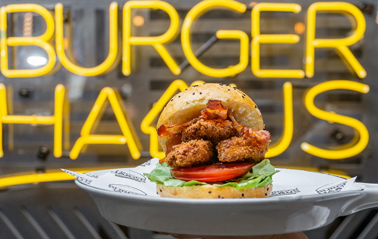 Logo Burger Haaus