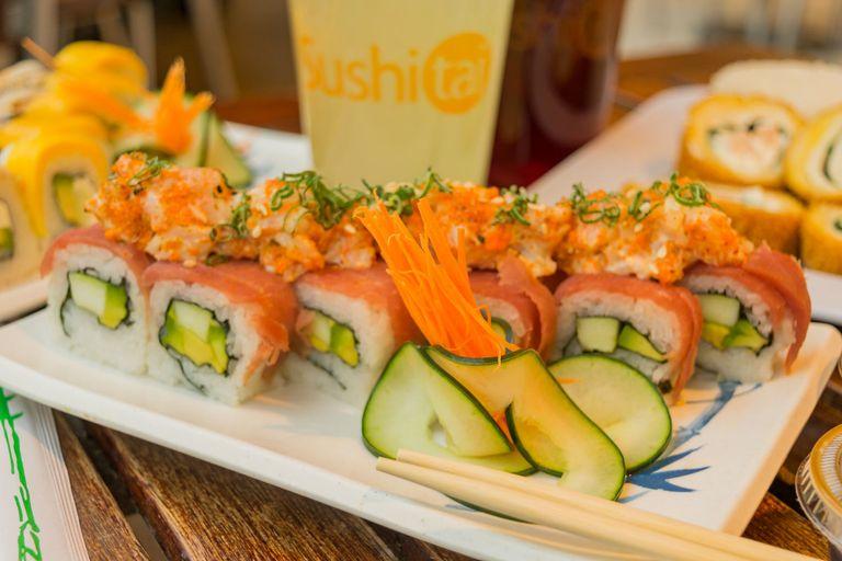 Logo Sushi Tai