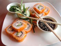 Kome Sushi y Burger