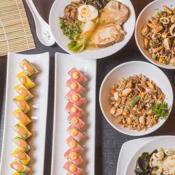 Mottomo Sushi