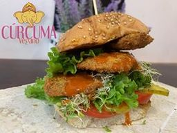 Curcuma Vegano Vegetariano