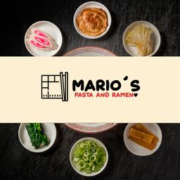 Marios' Pasta and Ramen