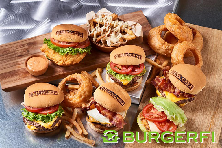 Logo Burgerfi