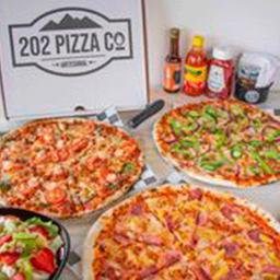 202 Pizza Co. - Del Valle