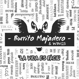 Burrito-Majadero