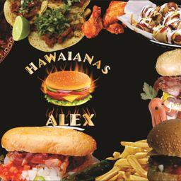 Hamburguesas Hawaianas Alex