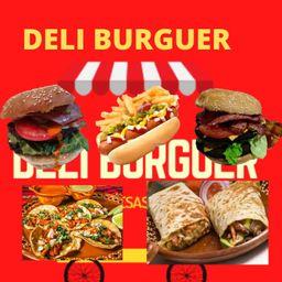 Deli Burguer.