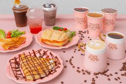 Café Dulce Espuma