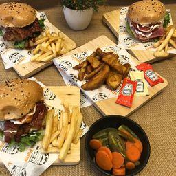hamburguesas la pinta