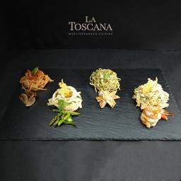 La Toscana Mediterranean Cuisine