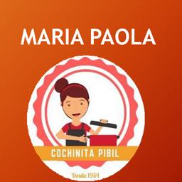 Cochinita Pibil María Paola