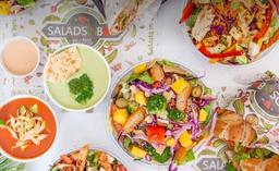 Salads In Box