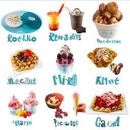 MI-RÓ Manacar (helados, waffles y malteadas)