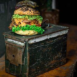 Americas Kitchen Burger