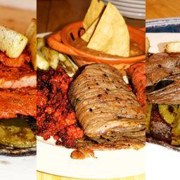 Tacos de Cecina El Parque