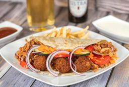 Kebab Express y Sándwich