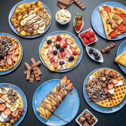 Crepas Y Waffles L Europe