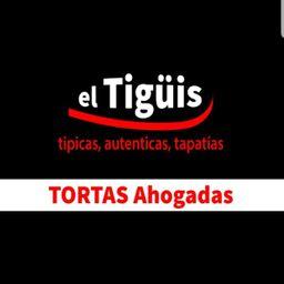 """Tortas ahogadas """"El Tigüis"""""""