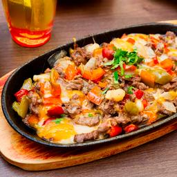 Tacos de Alambre Pal ´Ambre