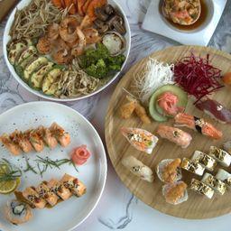 King Roll Sushi Bar