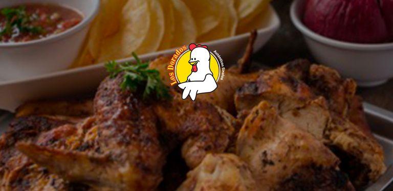 Logo Pollos Los Dorados