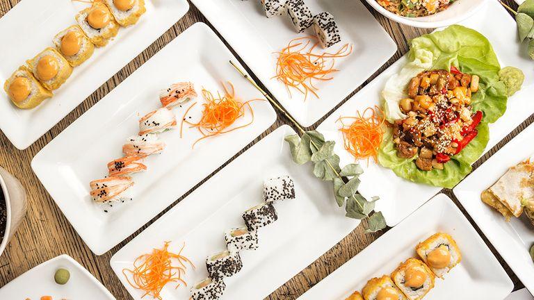 Logo Sushi MX