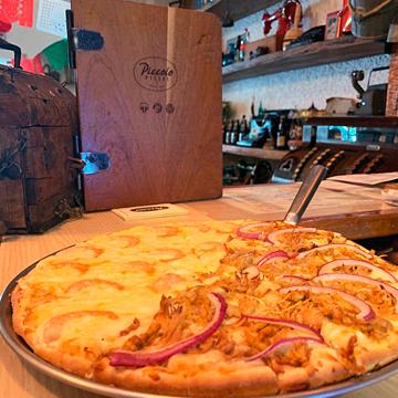 Logo Piccolo Pizzas