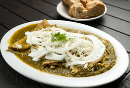 Chilaquiles Tlatelolco
