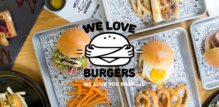 Logo We Love Burgers