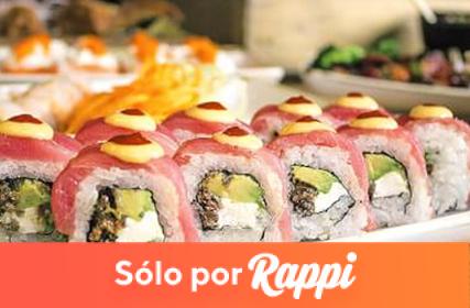 Logo Mr. Sushi