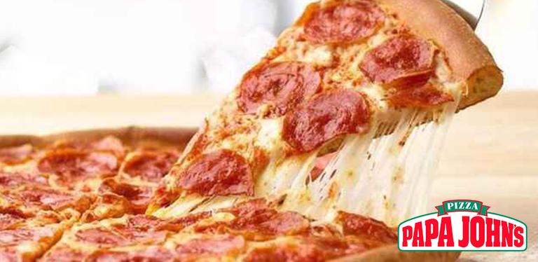 Logo Papa John's Pizza