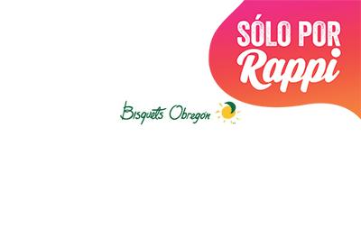 Logo Bisquets Obregón