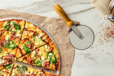 Logo Capricciosas Pizza Gourmet