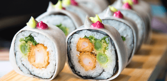 Logo Izakaya Sushi