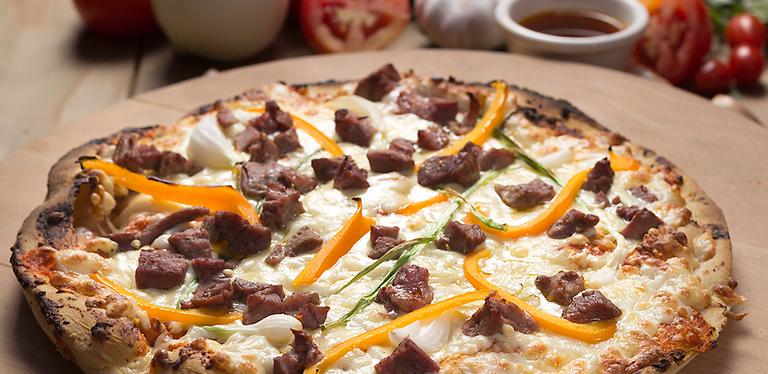 Logo Acereto Pizza