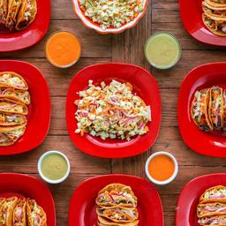 Tacos de Canasta Don Pancho