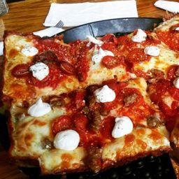 Detroit Style Pizzas