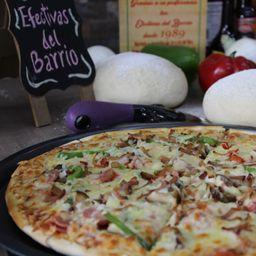 Pizzas Hacienda las Trancas