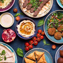 Kebabji Cocina Libanesa
