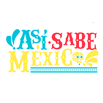 Logo Así Sabe Mexico