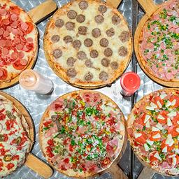 Ay Mojo Pizzas