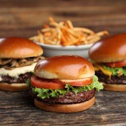 New York Burgers.