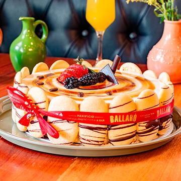 Logo Ballaro Panadería