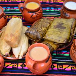 Tamales Iztamalli Coyoacan