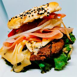 The Beastie Burgers