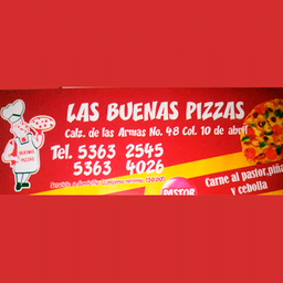 Las Buenas Pizzas
