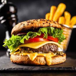 Happy Burger y Algo Mas